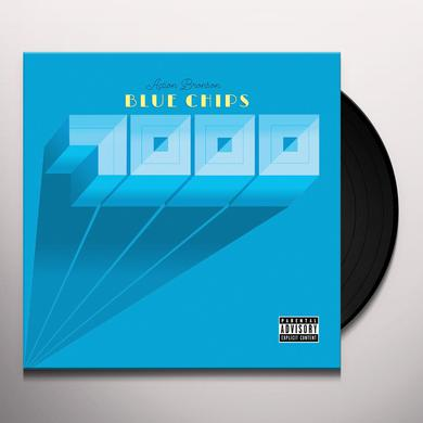 Action Bronson BLUE CHIPS 7000 Vinyl Record