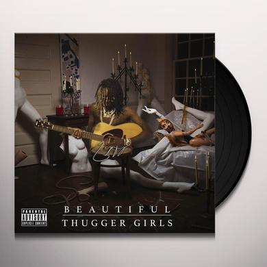 Young Thug BEAUTIFUL THUGGER GIRLS Vinyl Record