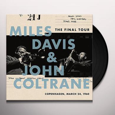 Miles Davis / John Coltrane FINAL TOUR: COPENHAGEN MARCH 24 1960 Vinyl Record