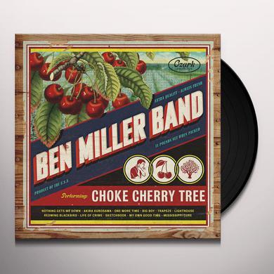 Ben Miller CHOKE CHERRY TREE Vinyl Record