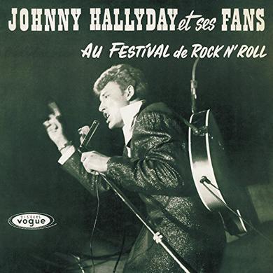 JOHNNY HALLYDAY ET SES FANS AU FESTIVAL Vinyl Record