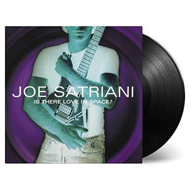 Joe Satriani IS THERE LOVE IN SPACE Vinyl Record