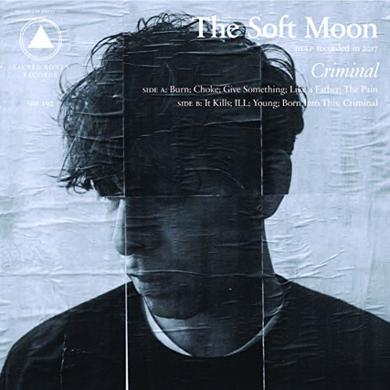 Soft Moon CRIMINAL Vinyl Record