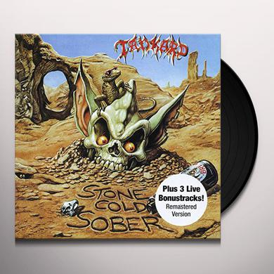 Tankard STONE COLD SOBER Vinyl Record