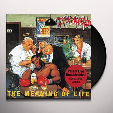 Tankard MEANING OF LIFE Vinyl Record