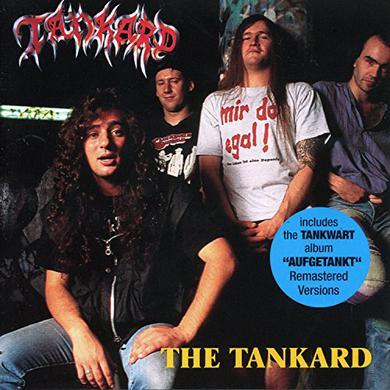 TANKARD + TANKWART - AUFGETANKT Vinyl Record