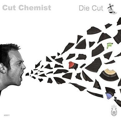 Cut Chemist DIE CUT Vinyl Record