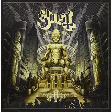 Ghost CEREMONY & DEVOTION Vinyl Record