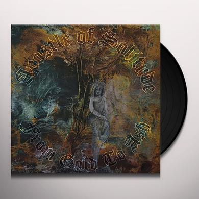 APOSTLE OF SOLITUDE FROM GOLD TO ASH Vinyl Record