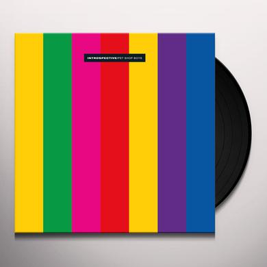 Pet Shop Boys INTROSPECTIVE Vinyl Record