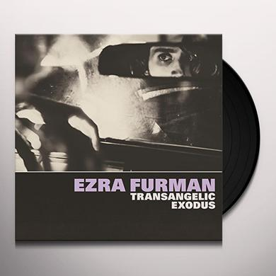 Ezra Furman TRANSANGELIC EXODUS Vinyl Record