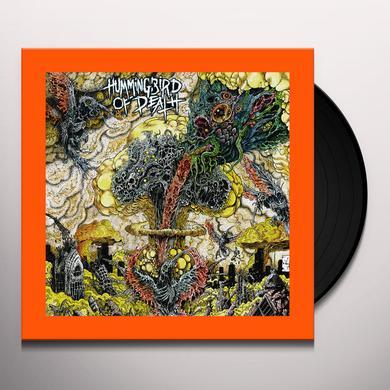 Hummingbird Of Death FORBIDDEN TECHNIQUES Vinyl Record