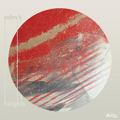 Colm K HEIGHTS Vinyl Record