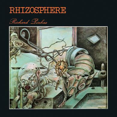 Richard Pinhas RHIZOSPHERE Vinyl Record