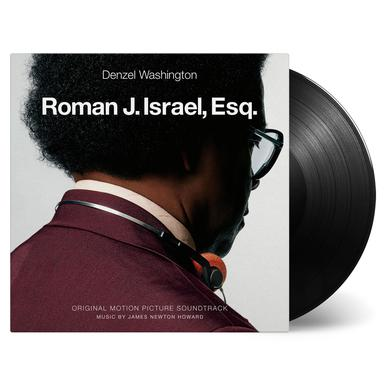 James Newton Howard ROMAN J. ISRAEL ESQ. / O.S.T. Vinyl Record