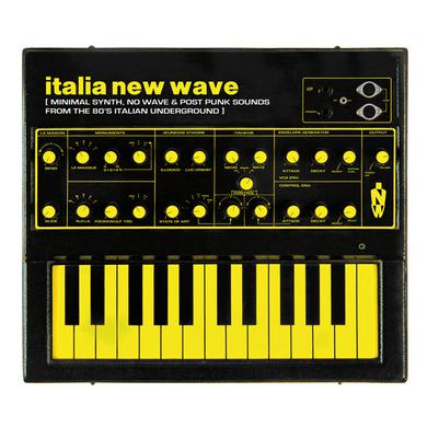 ITALIA NEW WAVE / VARIOUS Vinyl Record