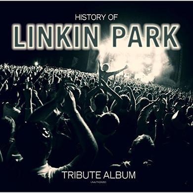 Linkin Park HISTORY OF: UNAUTHORIZED Vinyl Record