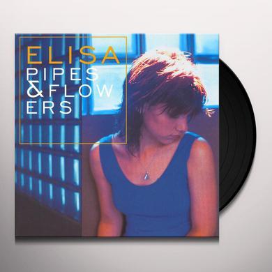 Elisa PIPES & FLOWERS Vinyl Record