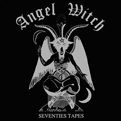 Angel Witch SEVENTIES TAPES Vinyl Record