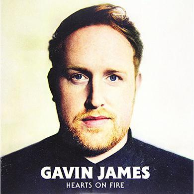Gavin James HEARTS ON FIRE Vinyl Record