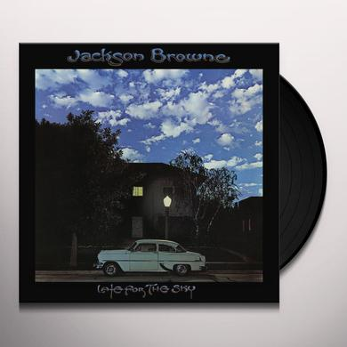 Jackson Browne LATE FOR THE SKY Vinyl Record