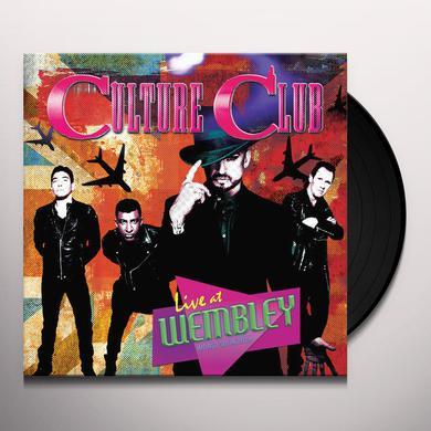 Culture Club LIVE AT WEMBLEY - WORLD TOUR 2016 Vinyl Record