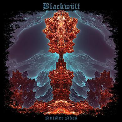 BLACKWULF SINISTER SIDES Vinyl Record