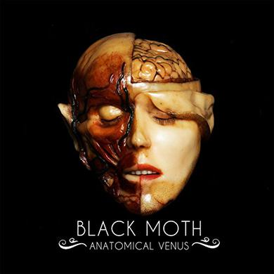 Black Moth ANATOMICAL VENUS Vinyl Record