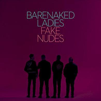 Barenaked Ladies FAKE NUDES Vinyl Record