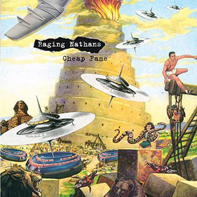 RAGING NATHANS CHEAP FAME Vinyl Record