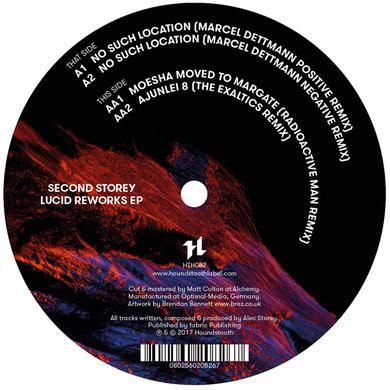 Second Storey LUCID REWORKS Vinyl Record