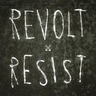 Hundredth REVOLT / RESIST Vinyl Record