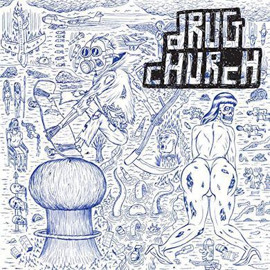 DRUG CHURCH Vinyl Record