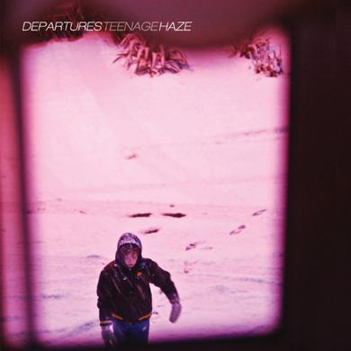 Departures TEENAGE HAZE Vinyl Record