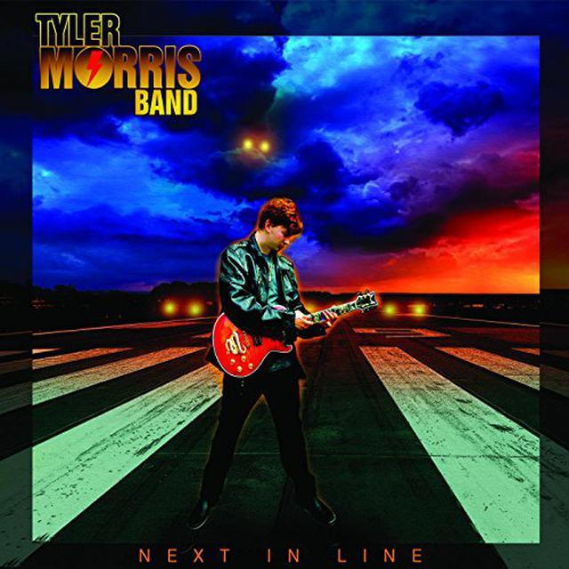 Tyler Morris NEXT IN LINE Vinyl Record