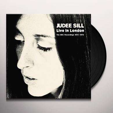 Judee Sill LIVE IN LONDON Vinyl Record