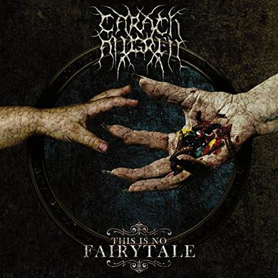 Carach Angren THIS IS NO FAIRY TALE Vinyl Record