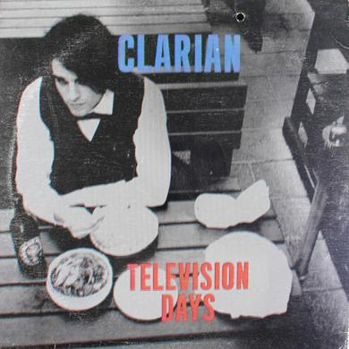 Clarian TELEVISION DAYS Vinyl Record