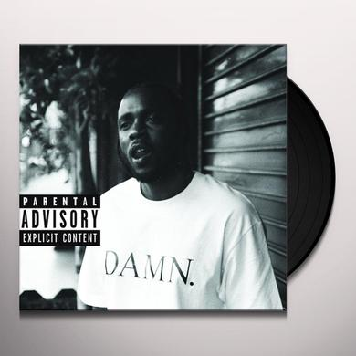Kendrick Lamar DAMN COLLECTORS EDITION Vinyl Record