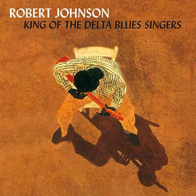 Robert Johnson KING OF THE DELTA BLUES SINGER Vinyl Record