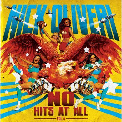 Nick Oliveri N.O. HITS AT ALL 4 Vinyl Record