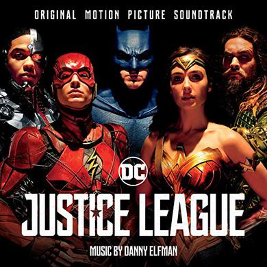 DANNY ELFMAN JUSTICE LEAGUE / O.S.T. Vinyl Record