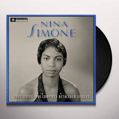 Nina Simone MOOD INDIGO: COMPLETE BETHLEHEM SINGLES Vinyl Record