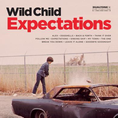 Wild Child EXPECTATIONS Vinyl Record