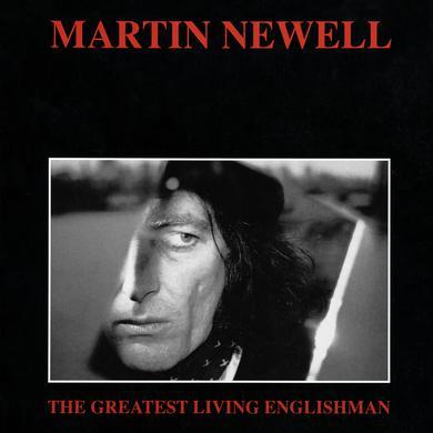 Martin Newell GREATEST LIVING ENGLISHMAN Vinyl Record