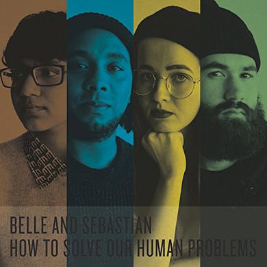 Belle & Sebastian HOW TO SOLVE OUR HUMAN PROBLEMS Vinyl Record