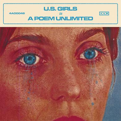 U.S. Girls IN A POEM UNLIMITED Vinyl Record