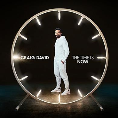Craig David TIME IS NOW Vinyl Record