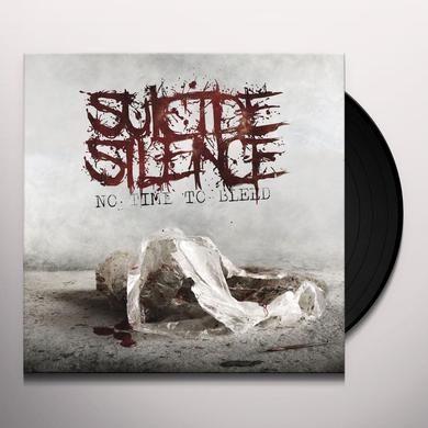Suicide Silence NO TIME TO BLEED Vinyl Record