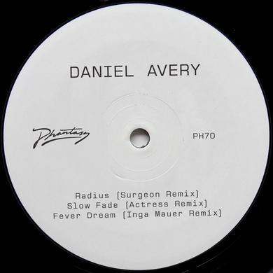 Daniel Avery SLOW FADE REMIX Vinyl Record